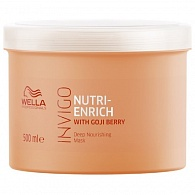 Wella Professionals INVIGO Nutri-Enrich Deep Nourishing Mask маска 500 мл