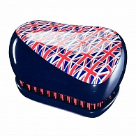 Tangle Teezer Compact Styler Cool Britannia расческа
