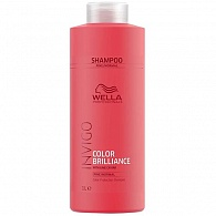 Wella Professionals INVIGO Color Brilliance Color Protection Shampoo for Fine/Normal Hair шампунь 1000 мл