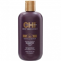 CHI Deep Brilliance Optimum Moisture Shampoo шампунь увлажняющий  355 мл