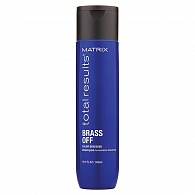 Matrix Total Results Brass Off Shampoo шампунь 300 мл