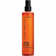 Matrix Total Results Mega Sleek Iron Smoother Spray спрей с термозащитой 250 мл