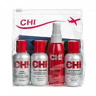 "CHI Summer Travel Set мини-набор ""Уход"""