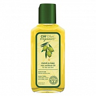 CHI Olive Organics Olive & Silk Hair and Body Oil шелковое масло для волос и тела 59 мл