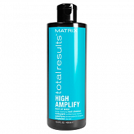 Matrix Total Results High Amplify Root Cleanser шампунь 400 мл