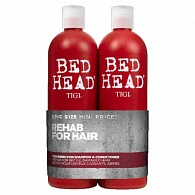 TIGI Bed Head Urban Anti Dotes Resurrection Tweens шампунь и кондиционер 750 мл
