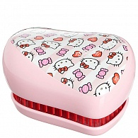 Tangle Teezer Compact Styler Hello Kitty Candy Stripes расческа