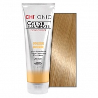 CHI Ionic Color Illuminate Conditioner GOLDEN BLONDE оттеночный бальзам 251 мл