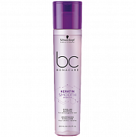 Schwarzkopf Professional BC Keratin Smooth Perfect Micellar Shampoo мицеллярный шампунь 250 мл