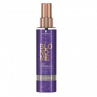 Schwarzkopf Professional BlondMe Tone Enhancing Spray Conditioner Cool Blondes оттеночный спрей-кондиционер 150 мл