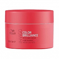 Wella Professionals Invigo Colour Brilliance Vibrant Colour Mask Fine/Normal Hair маска-уход 150 мл