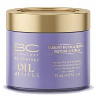 Schwarzkopf Professional BC Oil Miracle Barbary Fig Oil & Keratin Restorative Mask маска 150 мл