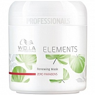 Wella Professional Elements Renewing Mask обновляющая маска 150 мл