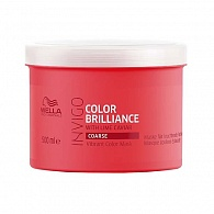 Wella Professionals INVIGO Color Brilliance Vibrant Color Mask Coarse Hair  маска-уход 500 мл