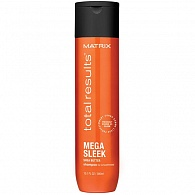 Matrix Total Results Mega Sleek Shampoo шампунь 300 мл