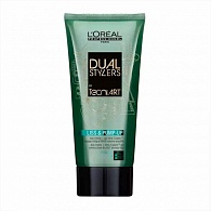 Loreal Professionnel Tecni Art Dual Stylers Liss & Pump-Up крем-гель 2-в-1 150 мл