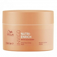 Wella Professionals INVIGO Nutri-Enrich Deep Nourishing Mask маска 150 мл
