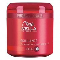 Wella Professionals Brilliance Mask For Coarse Thick Hair маска 150 мл