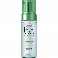 Schwarzkopf Professional BC Collagen Volume Boost Whipped Conditioner мусс-кондиционер 150 мл