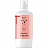 Schwarzkopf Professional BC Peptide Repair Rescue Deep Nourishing Treatment питательная маска 750 мл