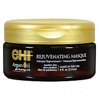 Chi Argan Oil Plus Moringa Oil Rejuvenating Masque маска с маслом арганы 237 мл