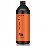 Matrix Total Results Mega Sleek Shampoo шампунь 1000 мл