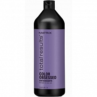 Matrix Total Results Color Obsessed Shampoo шампунь 1000 мл